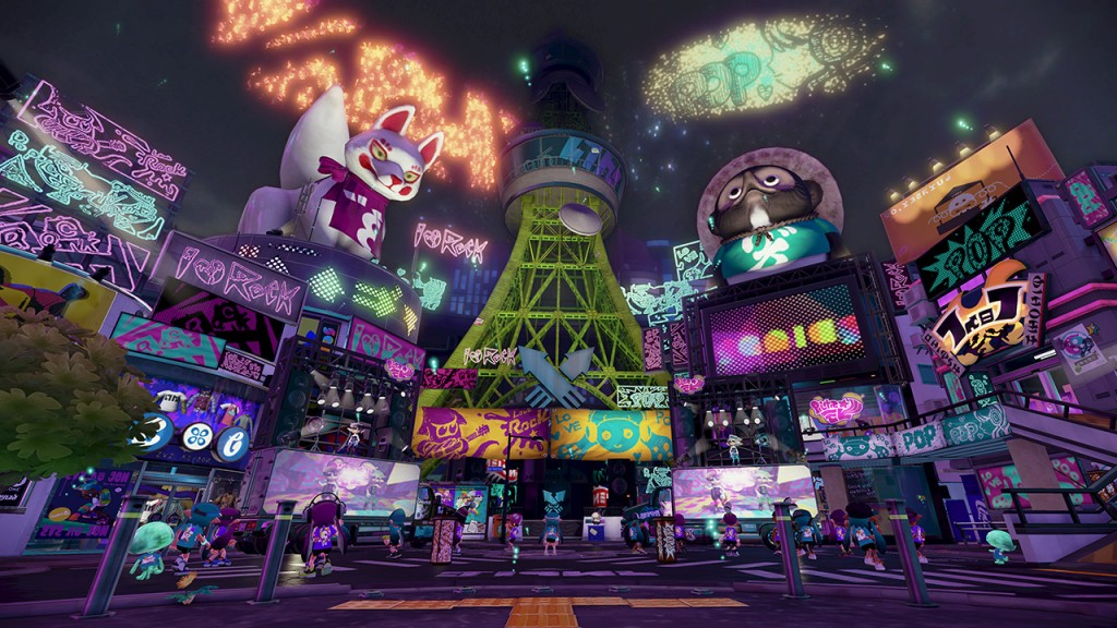 splatoon erstes splatfest screenshot 02